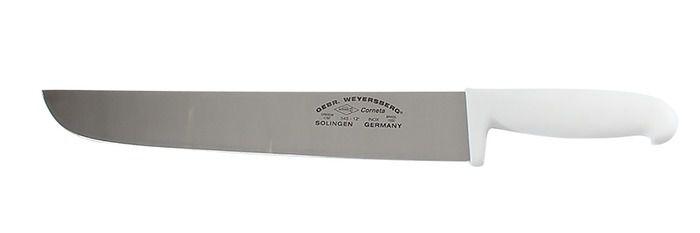 """Faca Para Carne Aço Inox 10"""" 25,4cm - Corneta"""