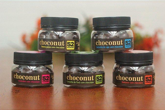 DISPLAY SORTIDO CHOCONUT 16 unidades