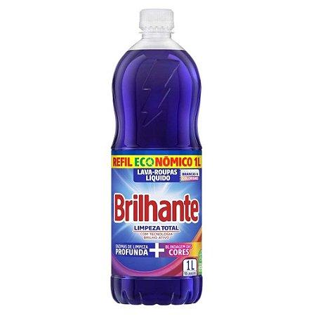 Lava Roupas - Brilho Ativo - 1 litro – Brilhante