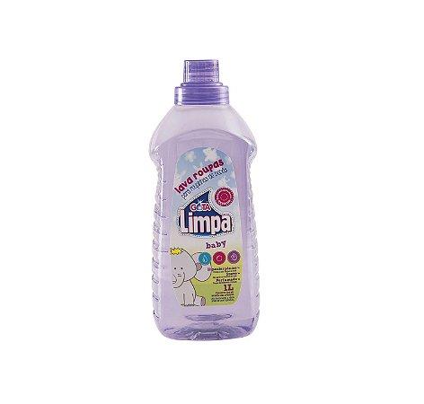 Lava Roupas - Baby - 1L - Gota Limpa