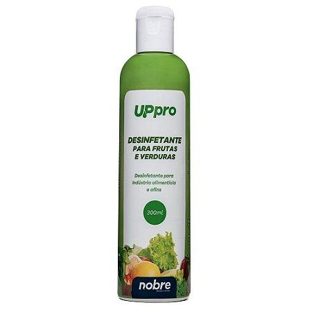 Desinfetante para Frutas, Legumes e Superfícies - 300ml - Nobre