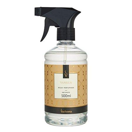 Água Perfumada - Vanilla - 500ml - Via Aroma