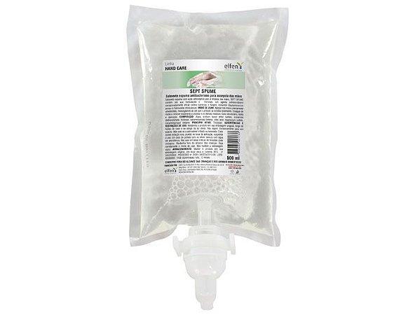 Sabonete Espuma Antisséptico - Refil Bag 800ml - Elfen