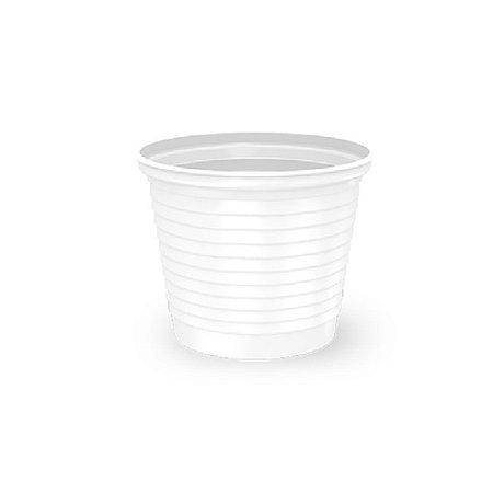 Copo 50ml - 100 unidades - Branco - Top Form