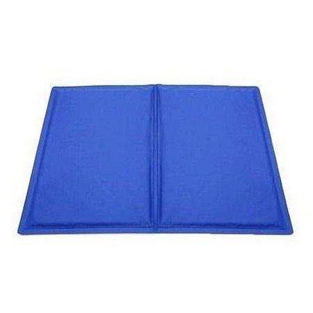 Tapete Gelado - 50cm x 40cm - Azul - Meu Pet