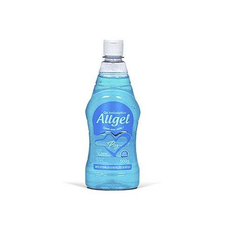 Álcool Gel 70% - 500g - Aroma Paz - Allgel