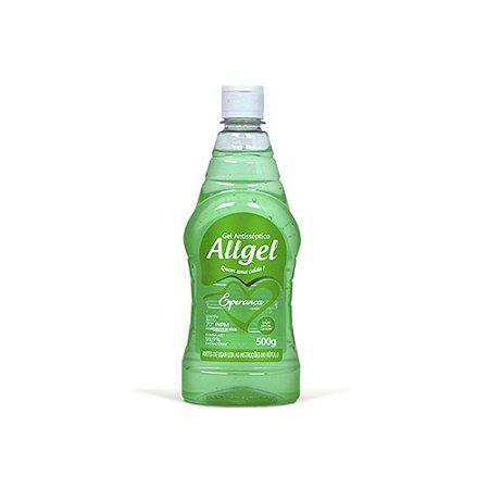 Álcool Gel 70% - 500g - Aroma Esperança - Allgel