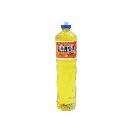 Detergente líquido neutro 500ml - Limpinha