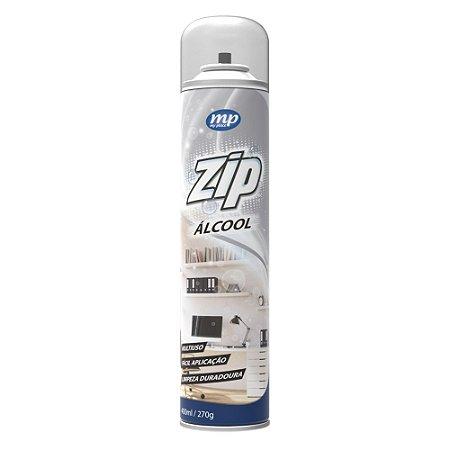 Álcool Spray 400ml - Zip
