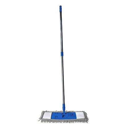 Mop Pó Microfibra - Suporte 40cm - Nobre