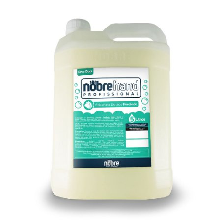 Sabonete Líquido - 5L - Erva Doce - Nobre
