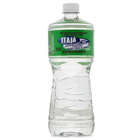 Álcool Líquido 70º - 1L (desinfetante hospitalar) - ITAJÁ