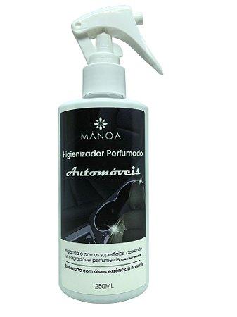 Higienizador perfumado 250ml Automóveis ADHETECH - Manoa