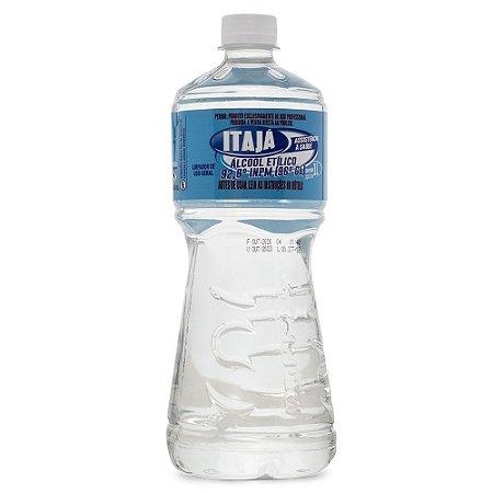 Álcool líquido 92,8° 1L - ITAJÁ