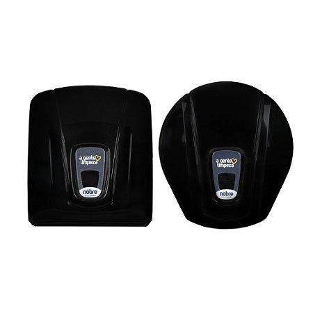 Combo Dispenser - Preto  - Linha City - Nobre