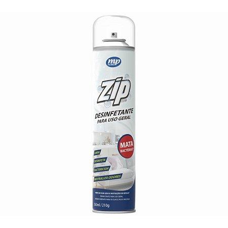 Desinfetante Spray Bactericida 350ml Zip - My Place
