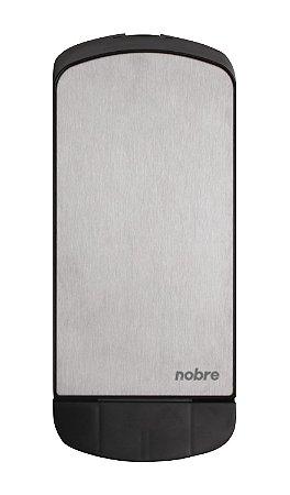 Saboneteira Líquida - Com Reservatório - Frente em Inox Escovado - Linha Select - Nobre