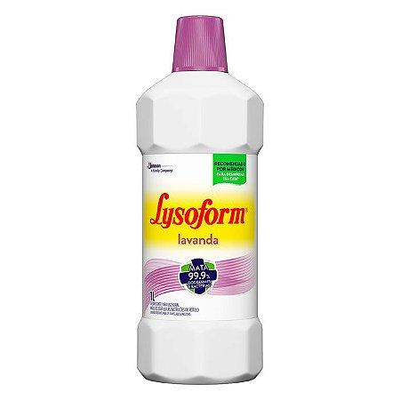 Desinfetante 1L - Lavanda - Lysoform