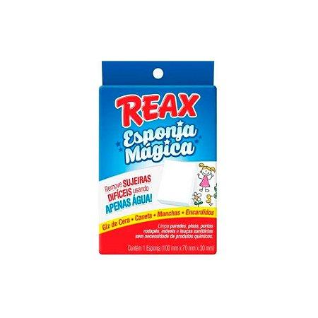 Esponja Mágica - Reax