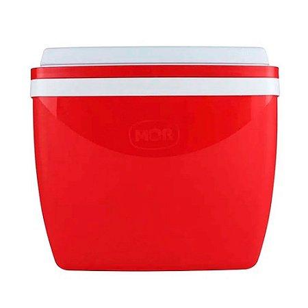 Caixa Térmica - 18L - Vermelha - Mor