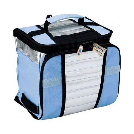 Ice Cooler - Azul/Cinza - 7,5L - MOR