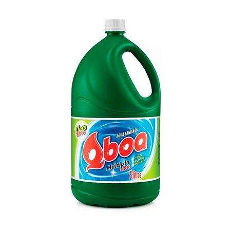 Água Sanitária - 5L - Qboa