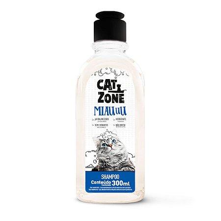 Shampoo Miauuu - 300ml - Cat Zone