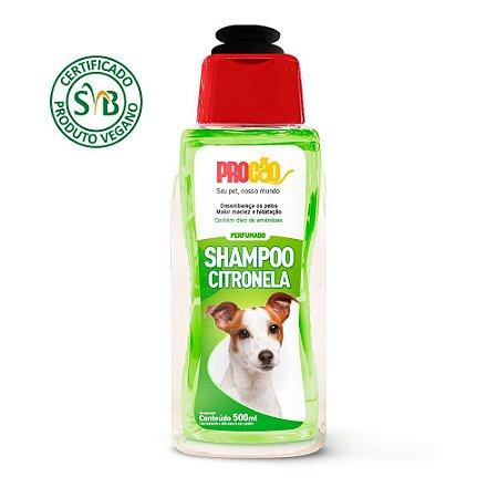 Shampoo Citronela - 500ml - Procão