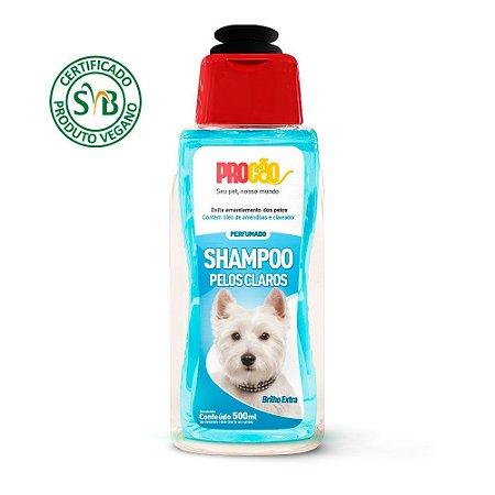 Shampoo pelos Claros - 500ml - Procão
