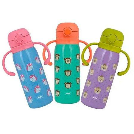 Garrafa Color Baby - 450ml - Mor