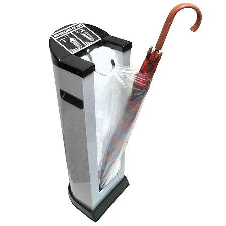 Embalador de guarda-chuva (aço inox) - Sekura Clean