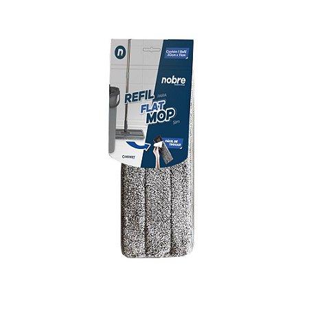 Refil Flat Mop Slim - Nobre
