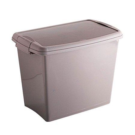 Caixa Organizadora Alta - com Trava - 7,8L - Plasútil