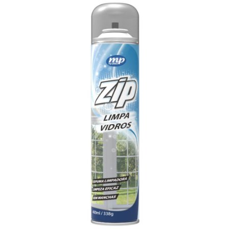 Limpa Vidros Spray Zip - 400ml - My Place