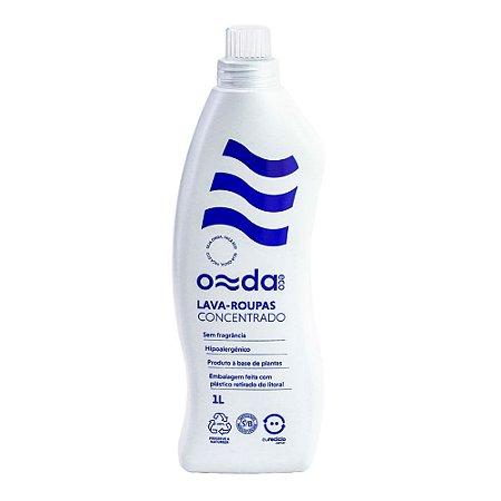 Lava Roupas Concentrado - 1 litro - Onda Eco