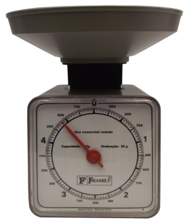 Balanca de Cozinha 5kg Framily 5 Kg