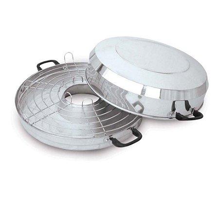 Churrasqueira de Aluminio para Fogao Pratic Vitalex