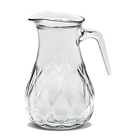 Jarra de Vidro Ice Civ Branco  750 Ml