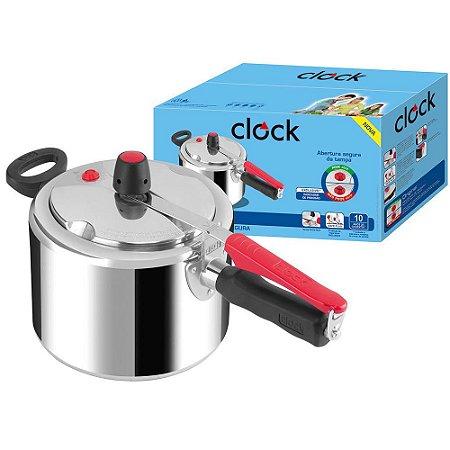 Panela de Pressao Polida Original Clock 4.5 Lt