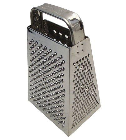Ralador 4 Faces em Aco Inox Premium Pazini