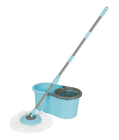 Esfregao Mop Limpeza Pratica Mor