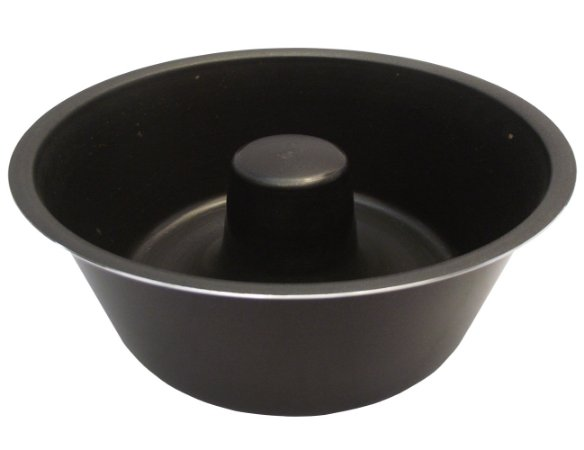 Forma Antiaderente Conica com Tubo Nigro 24 Cm