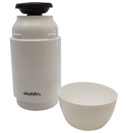 Garrafa Termica Soft Suprema Aladdin Branco  250 Ml