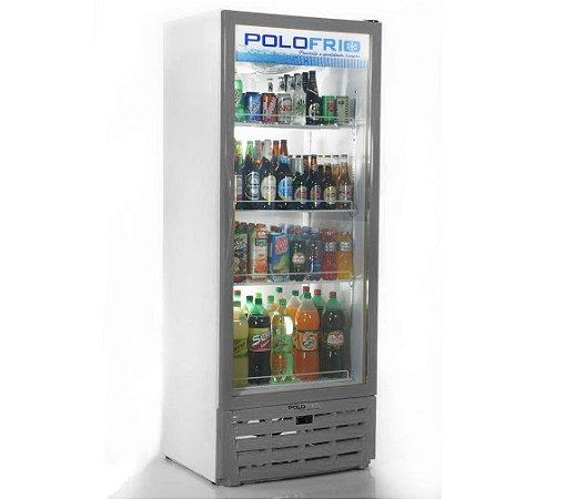Geladeira Visa Cooler Polofrio Cinza  450 Lt 110 V