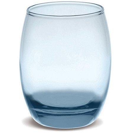 Copo Bellize Blue Long Drink Cisper Azul