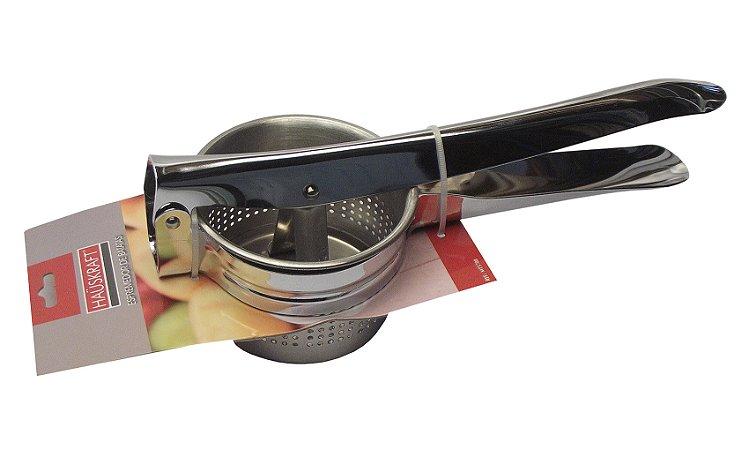 Espremedor de Batatas em Aco Inox Hauskraft