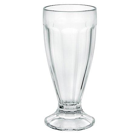 Taca de Vidro para Milk Shake Class Home  350 Ml
