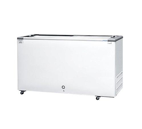 Freezer Horizontal Tampa de Vidro Fricon  503 Lt 110 V