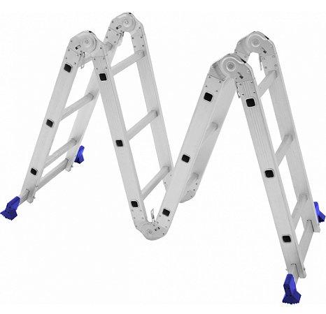 Escada Multifuncional com 12 Degraus Mor