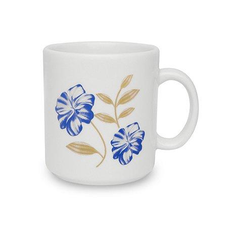 Caneca de Louca Azul Perfeito Biona Oxford 270 Ml